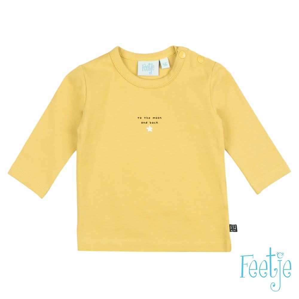 Feetje Feetje 516.01628 Longsleeve T-Shirt Geel S20U NOS