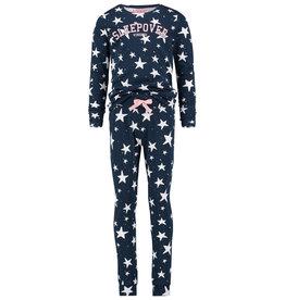 Vingino Vingino Westha Pyjama Dark Blue W19 G