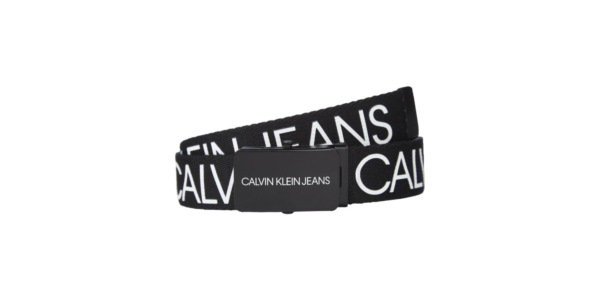 Calvin klein Calvin Klein riem Black IU0IU00125