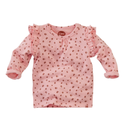 Z8 Z8 Miami Soft Pink Dots Shirt  W20G