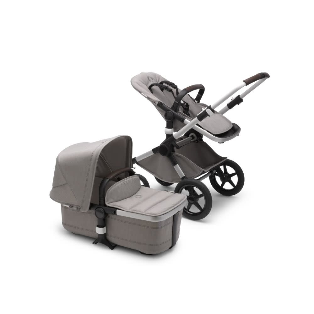 Bugaboo Bugaboo Fox2 compleet Mineral Collection Light Grey