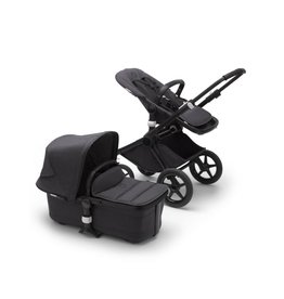 Bugaboo Bugaboo Fox2 compleet Mineral Collection Washed Black