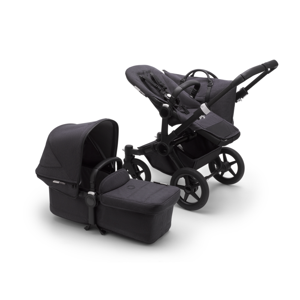 Bugaboo Bugaboo Donkey3 Mono Mineral collection Washed Black