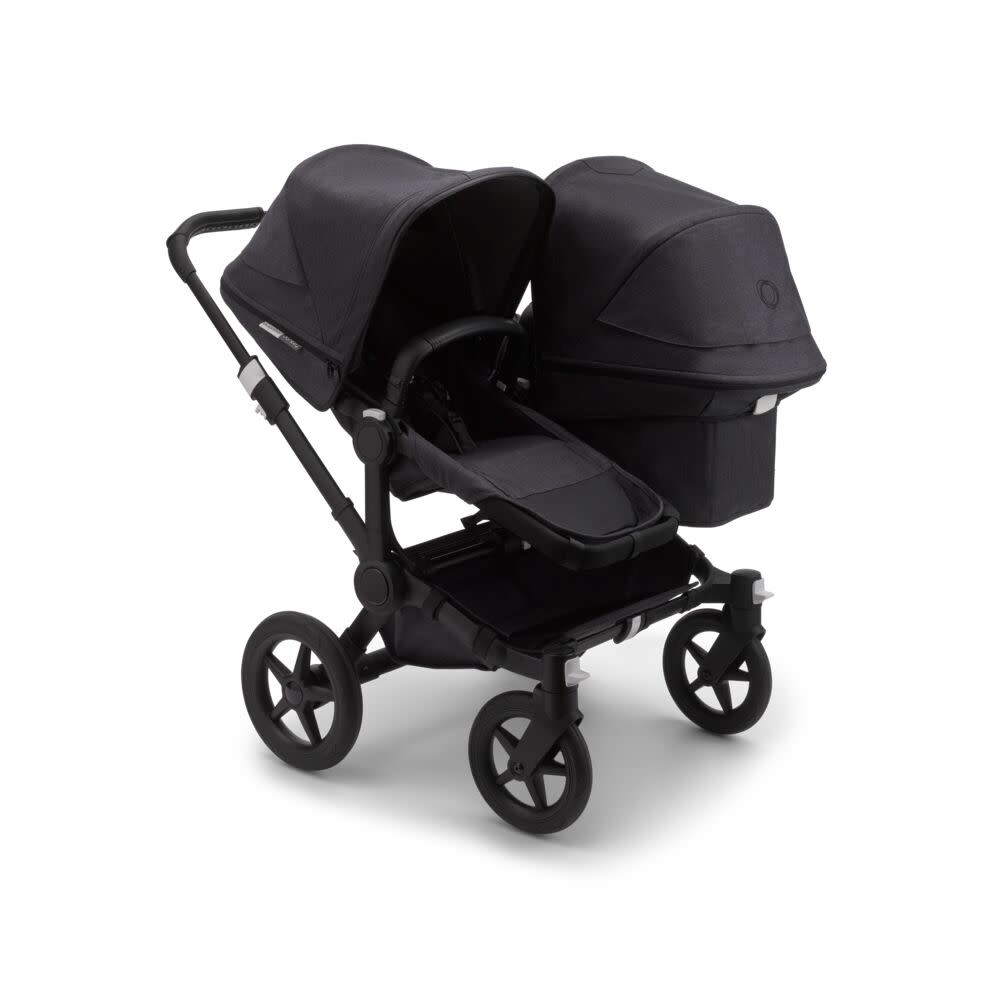 Bugaboo Bugaboo Donkey3 Duo Mineral collection Washed Black