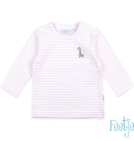 Feetje Feetje 516.01633 Longsleeve T-Shirt Roze W20G NOS