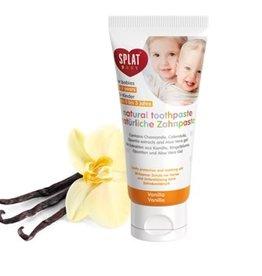 Splat Splat naturel tandpasta for babies 0-3 years Vanilla