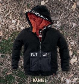 Z8 Z8 Daniel teddy jacket black