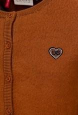 Looxs Looxs 2031-7335-440 vestje caramel W20G