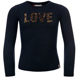 Looxs Looxs 2031-7427-190 shirt navy W20G