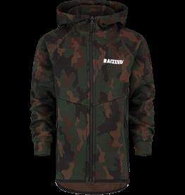Raizzed Raizzed Ottowa Vest Camouflage Green W20B