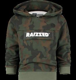 Raizzed Raizzed Norwich trui Camouflage Green W20B