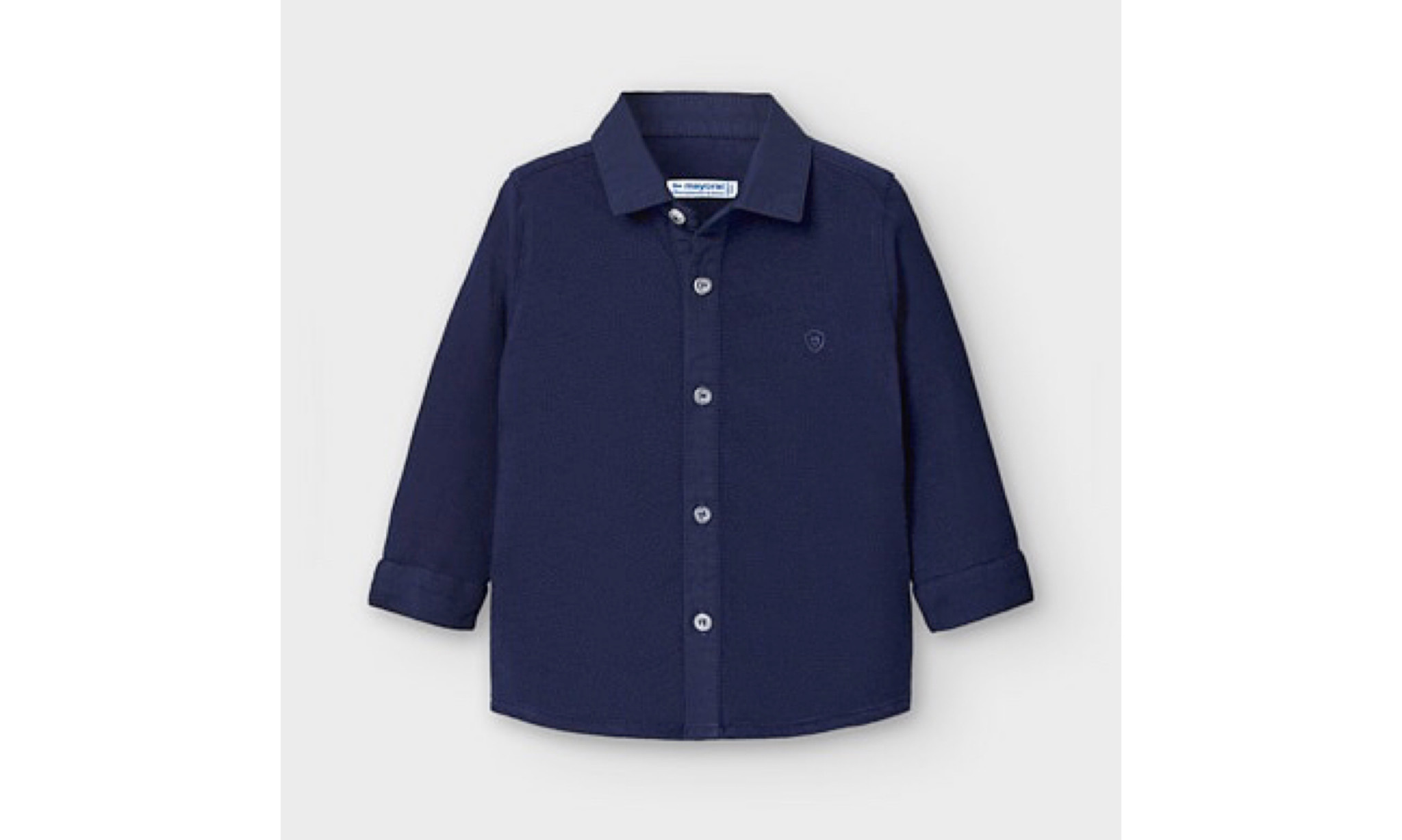 Mayoral Mayoral 2.134 010 T-Shirt l/s Blue W20B