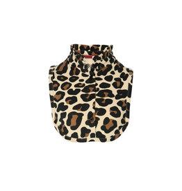 Quapi Quapi Djenna kraag leopard W20G