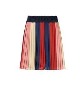 Quapi Quapi Dila skirt multi stripe W20G