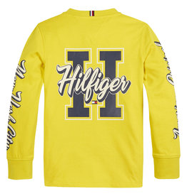Tommy Hilfiger Tommy Hilfiger Sweater Yellow KB0KB06104