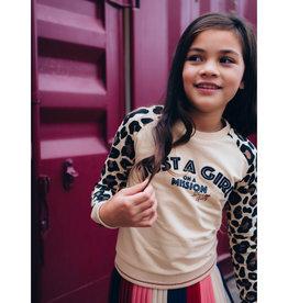 Quapi Quapi Debra sweater Vanille W20G