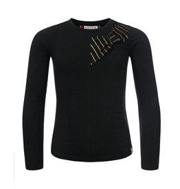 Looxs Looxs 2033-7489-099 shirt black W20G