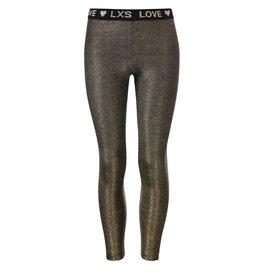 Looxs Looxs 2033-7596-825 legging metallic gold W20G