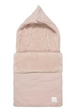 Koeka Koeka Voetenzak Riga teddy Grey pink 422