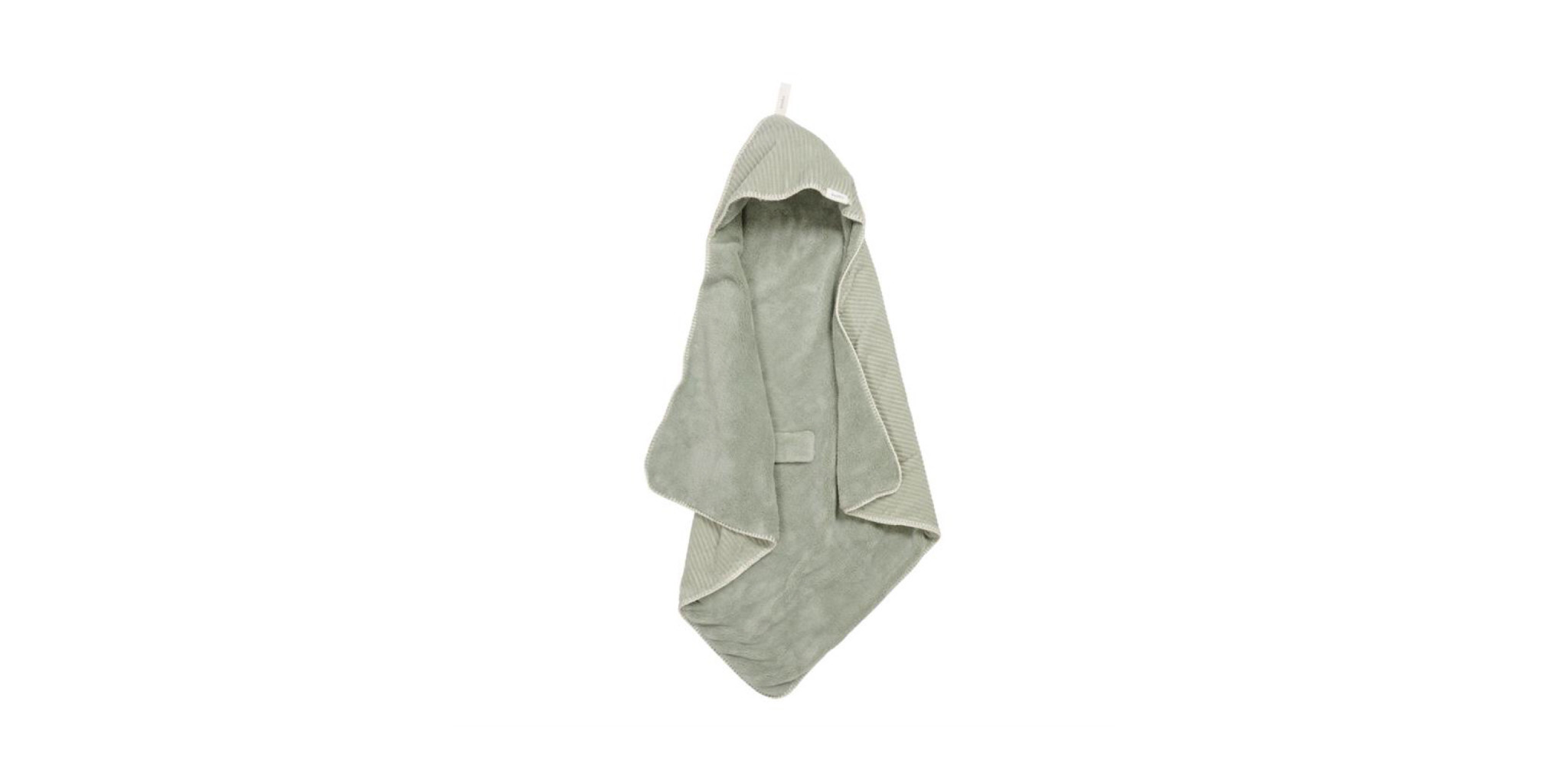 Koeka Koeka Vik teddy Wrap Towel Shadow Green 745