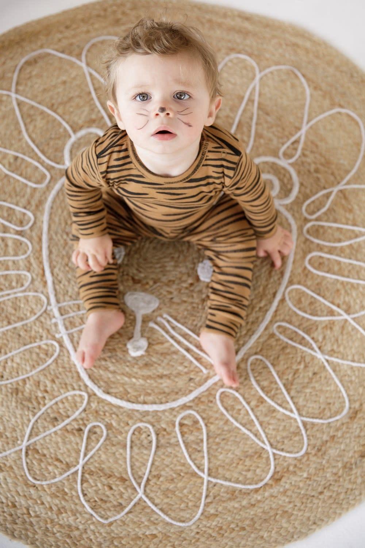 Feetje Feetje Pyjama 505.00046.1 Tiger Taylor 92/128