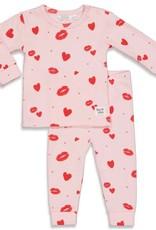 Feetje Feetje Pyjama 505.00047.1 Love/lesley  92/128