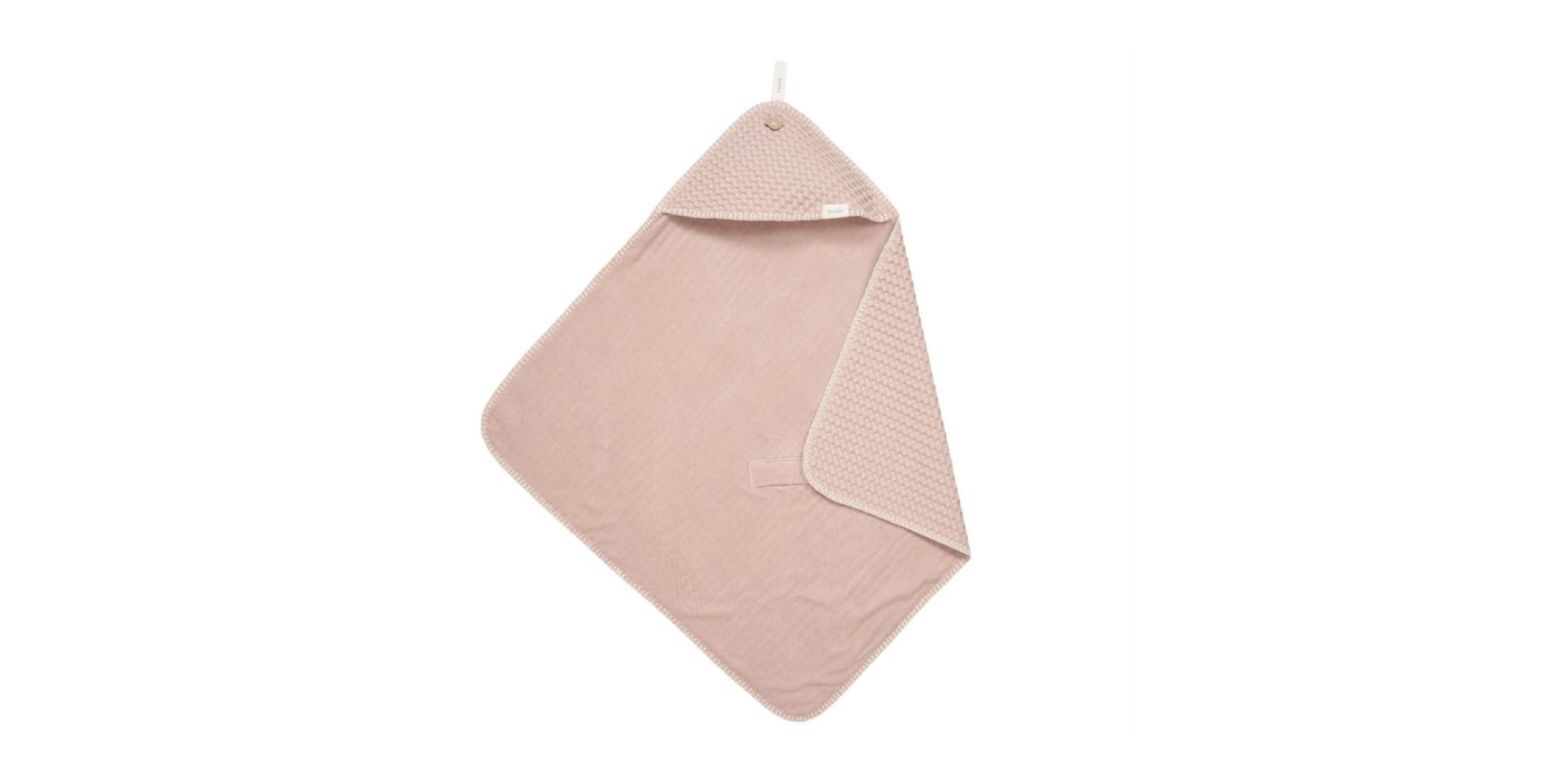 Koeka Koeka Antwerp wikkelcape grey pink 422