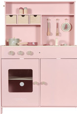 Little Dutch Little Dutch houten keuken roze