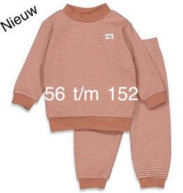 Feetje Feetje  305.533 Pyjama Hazelnoot