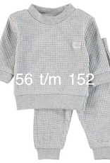 Feetje Feetje Pyjama Grey melange 305.533
