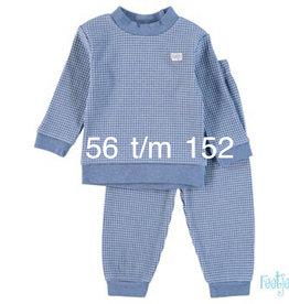 Feetje Feetje Pyjama Blue melange 305.533