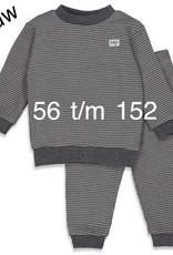 Feetje Feetje Pyjama antraciet