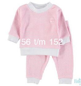 Feetje Feetje Pyjama roze-wit 305.532