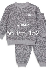 Feetje Feetje 305.535 Pyjama Panter Antraciet
