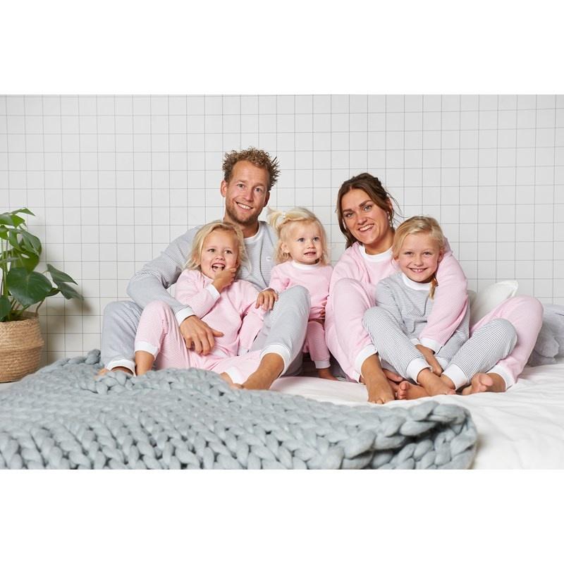 Feetje Feetje Family pyjama dames Roze