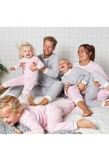 Feetje Feetje Family pyjama unisex Navy