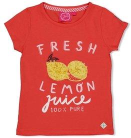 Jubel Jubel 917.00300 T-shirt Koraal