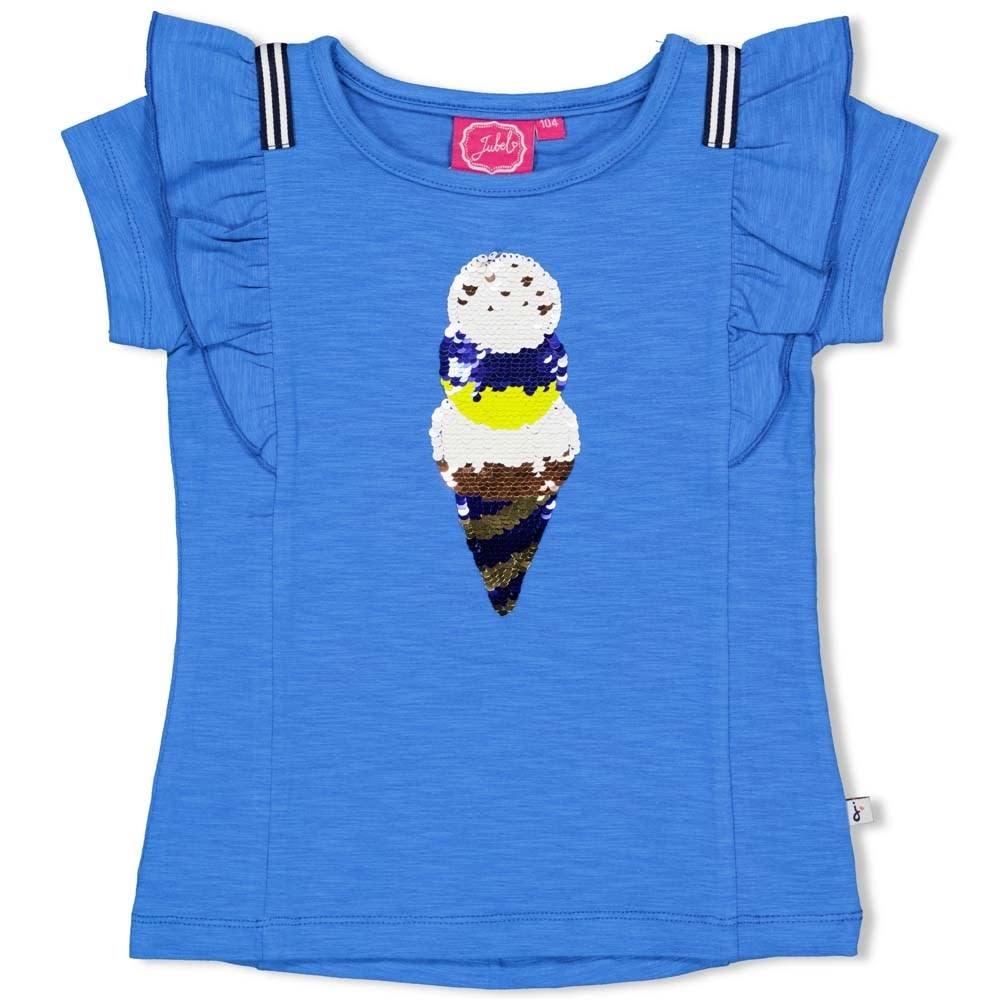 Jubel Jubel 917.00290 T-shirt Blauw