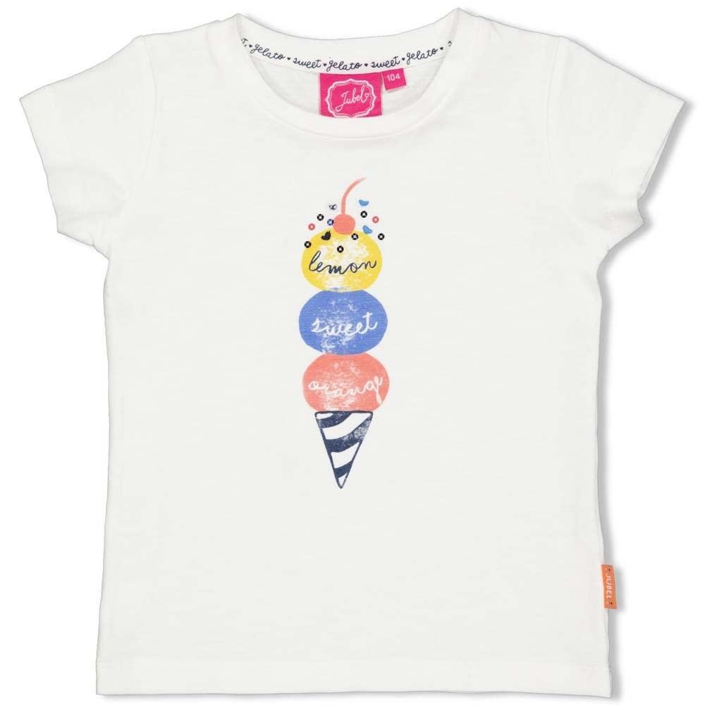 Jubel Jubel 917.00287 T-shirt Offwhite
