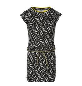 Quapi Quapi Fab  texst dress S21G