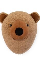 Childhome Childhome Dierenkop Teddybeer