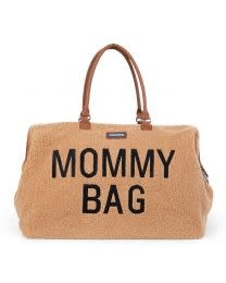 Childhome Childhome Mommy Bag teddy beige