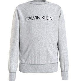 Calvin klein Calvin Klein trui Light Grey Heather IU0IU00162 Z21G