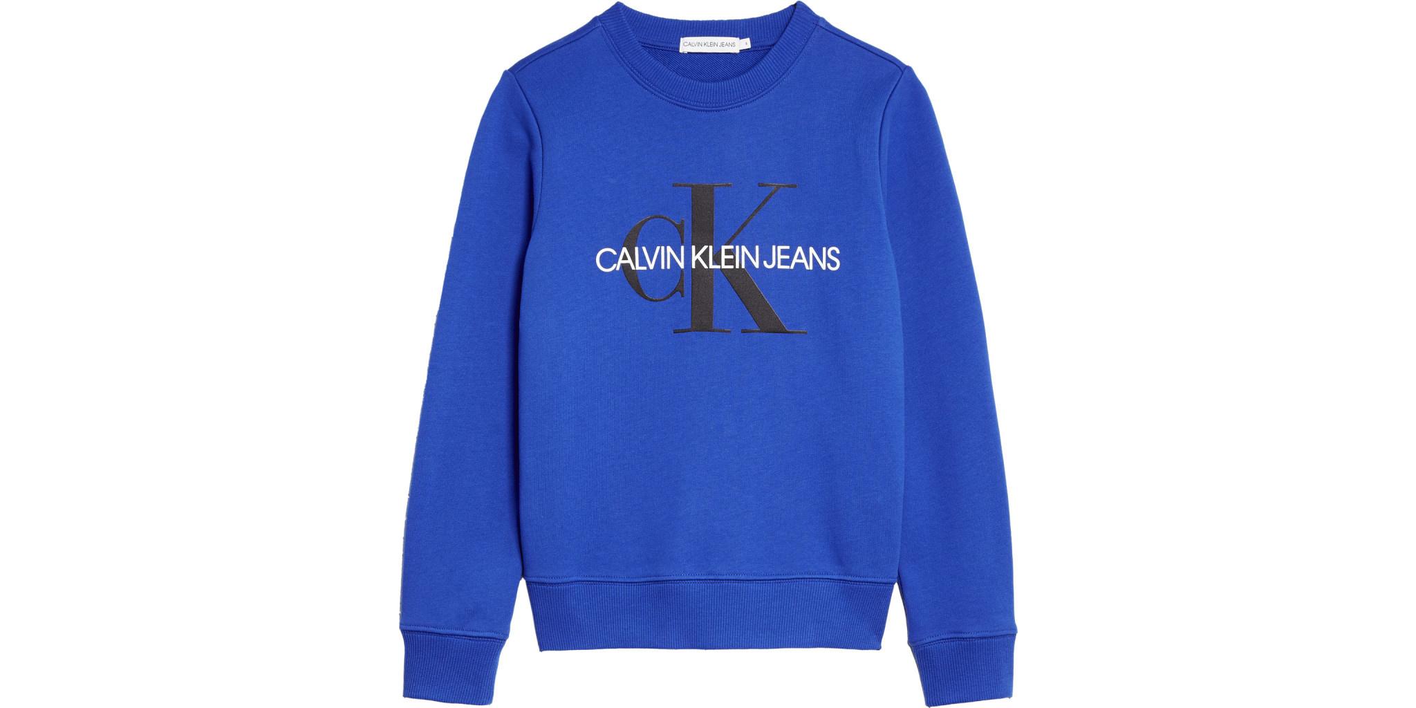 Calvin klein Calvin Klein Trui Ultra Blue IU0IU00069 Z21B