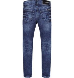 Calvin klein Calvin Klein Broek Dark Blue IB0IB00736 Z21B