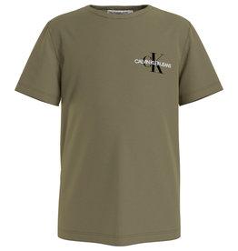 Calvin klein Calvin Klein Shirt Olive Khaki IB0IB00612 Z21B