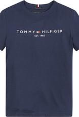 Tommy Hilfiger Tommy Hilfiger Shirt Navy KB0KB05844 S21B