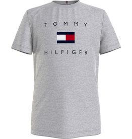 Tommy Hilfiger Tommy Hilfiger Shirt Light Grey Heather KB0KB06523 S21B