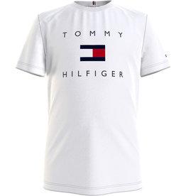 Tommy Hilfiger Tommy Hilfiger Shirt White KB0KB06523 S21B