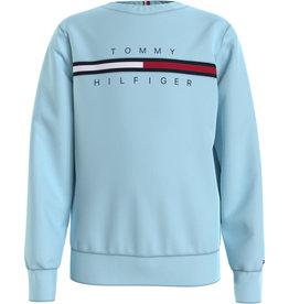Tommy Hilfiger Tommy Hilfiger Sweatshirt Frost Blue KB0KB06568 S21B